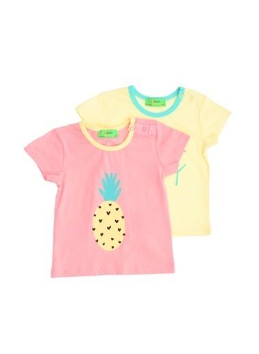 Limon Company Tişört Renkli